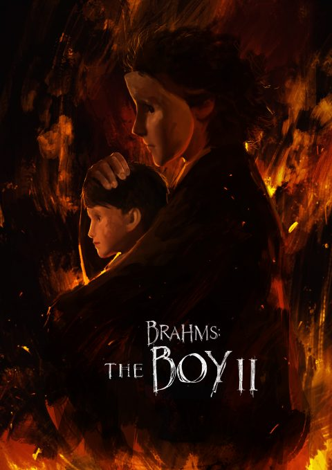 The Boy Poster Art