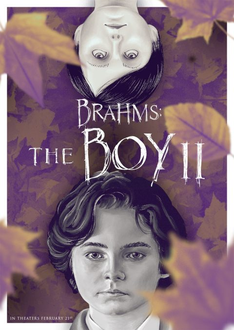 Brahms: The Boy 2 (alternate 1)