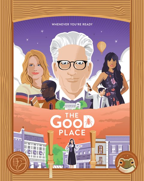 The Good Place: Whenever You're Ready