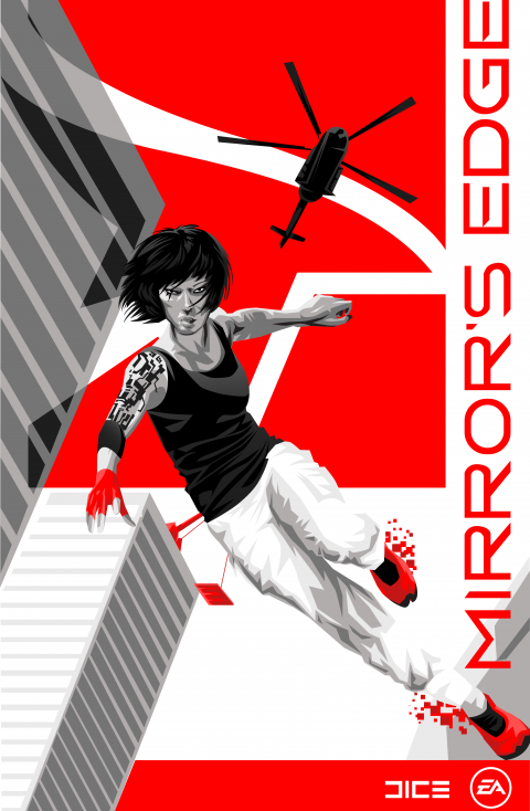 Mirror's Edge Alternative Poster