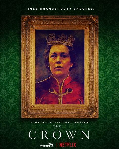 The Crown Season 3 Netflix Poster