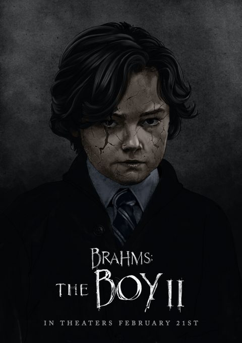 Brahms: The Boy II creative brief – Alternative Movie Poster
