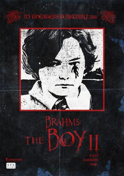 The Boy II  † Åvtiçhριστιαñø∑ † edition