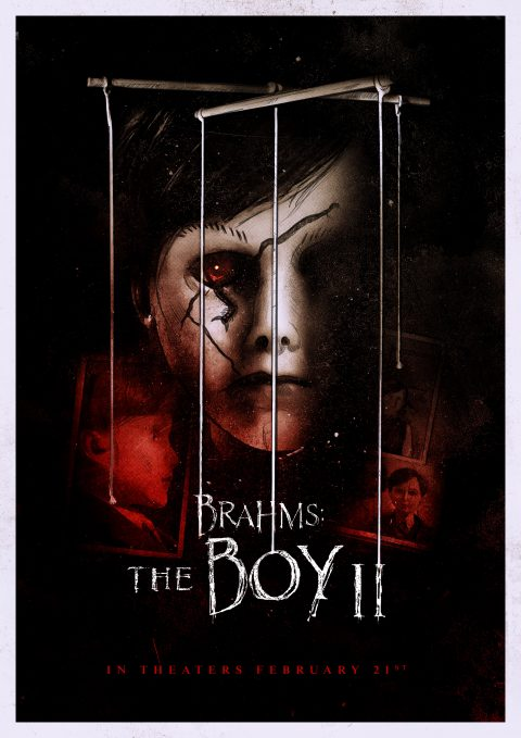 Brahms: The Boy II Entry