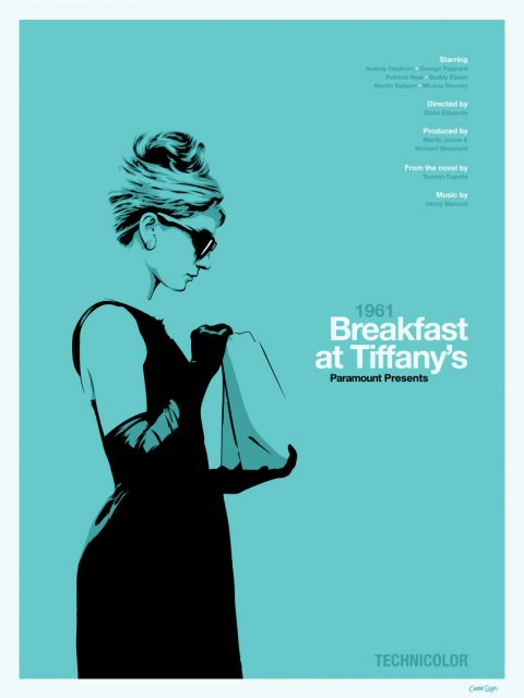 BREAKSFAST AT TIFFANY´S