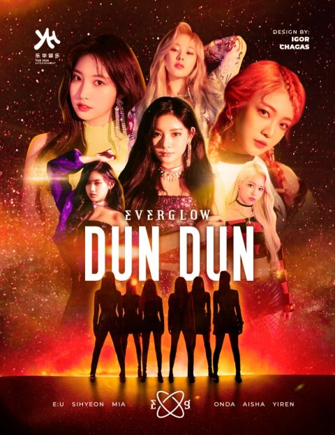 EVERGLOW – Dun Dun