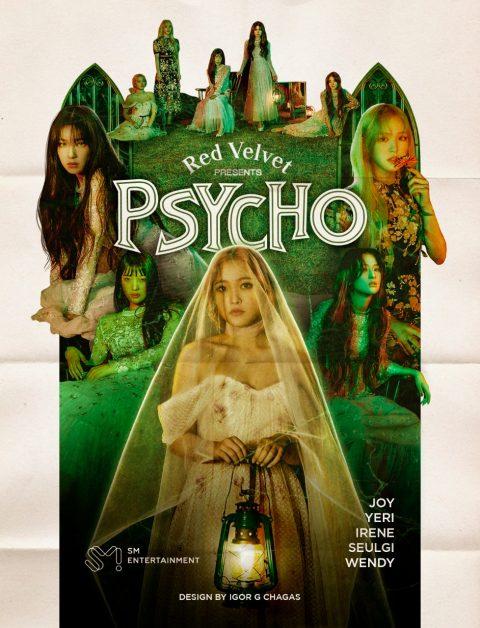 Red Velvet – Psycho