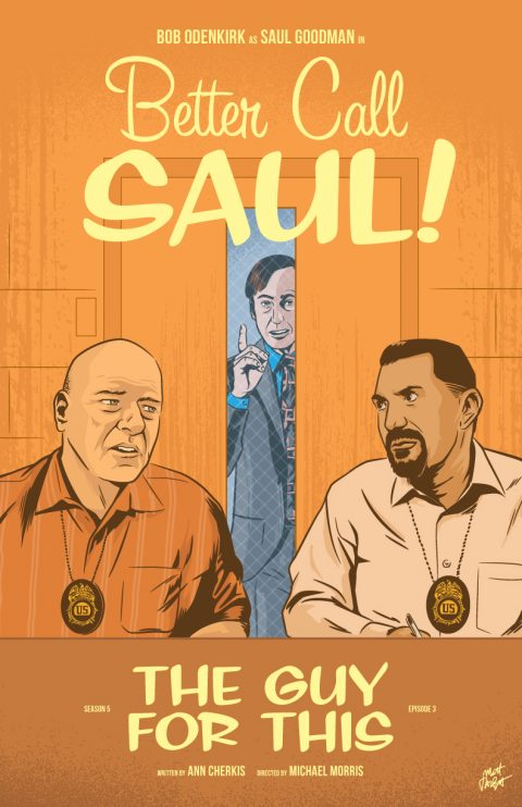 Better Call Saul 503 poster