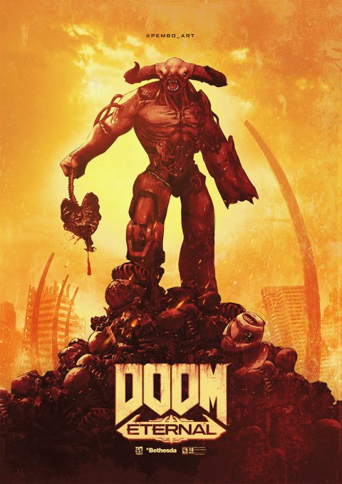 Doom Eternal – Cyberdemon