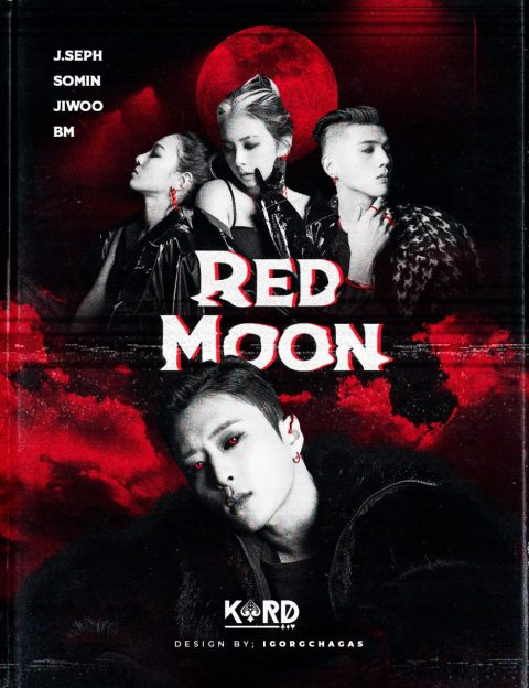 KARD – Red Moon