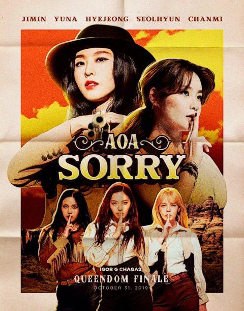 AOA – Sorry