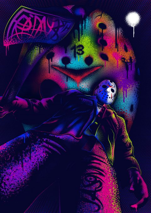 Friday The 13th – Urban Jason