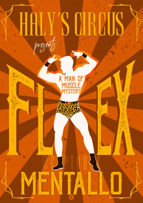 Hal'ys Circus presents : Flex Mentallo