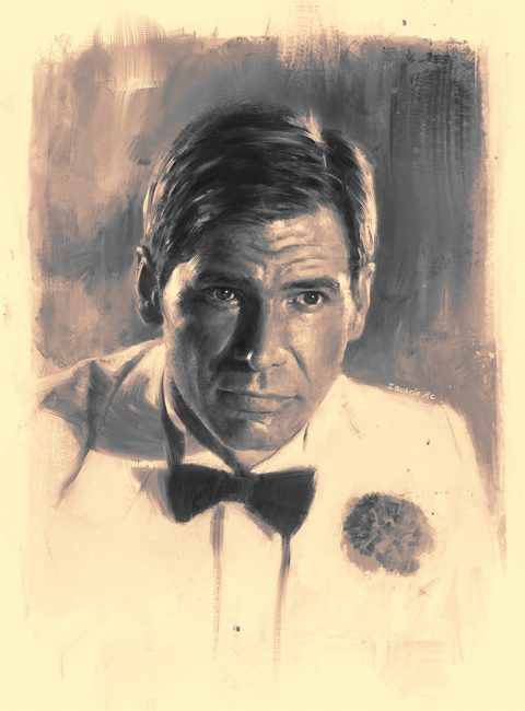 Indiana Jones Portrait
