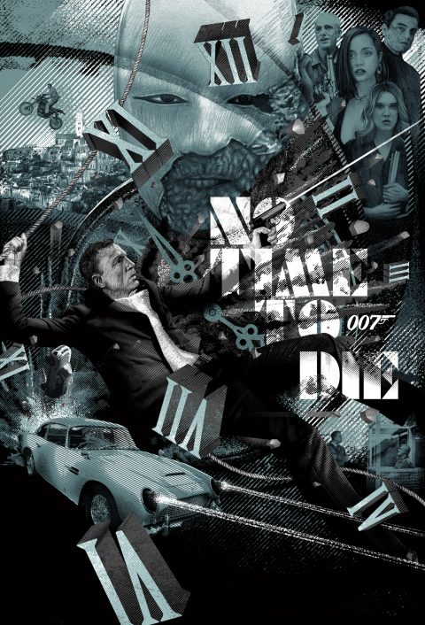 James Bond – No Time To Die
