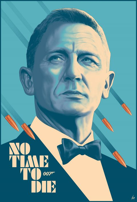 No time to die – James bond – 007