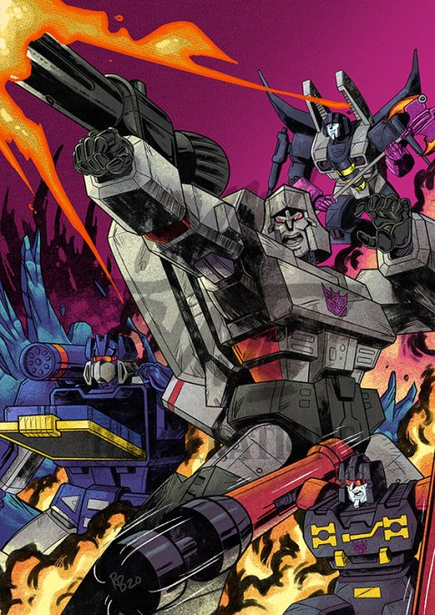 Decepticons! Rise up!