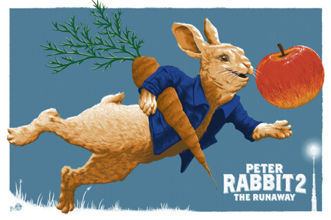 Peter Rabbit 2 : The Runaway !