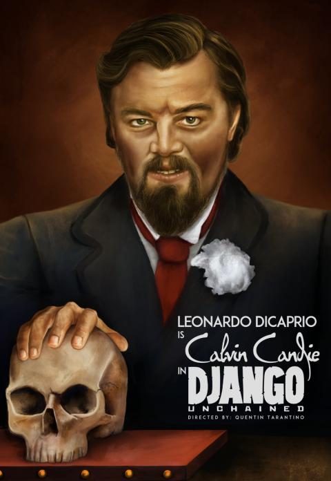 Django Unchained (Calvin Candie)