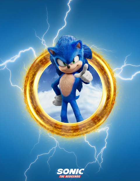Sonic the Hedgehog – Sonic