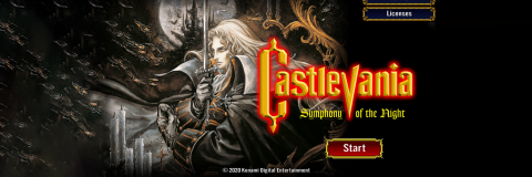 Castlevania: Symphony of the Night Comes To Android and iOS