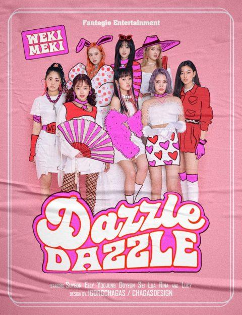 Weki Meki – Dazzle Dazzle