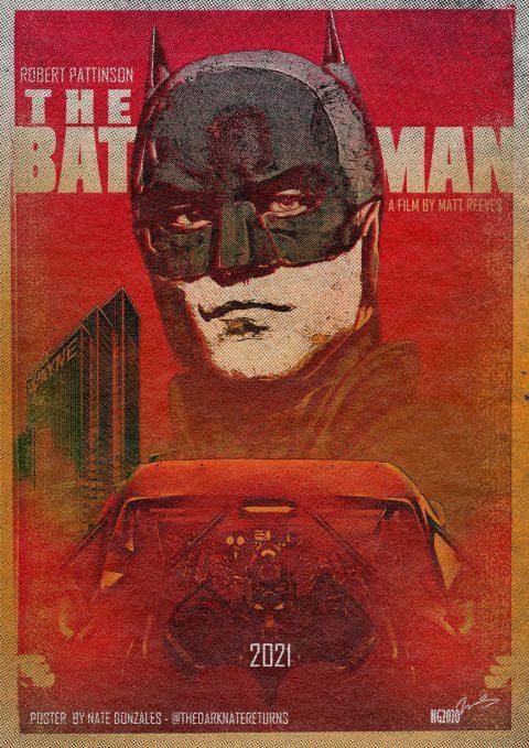 THE BATMAN (2021) – A Matt Reeves Film