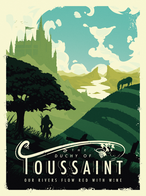 Visit Toussaint