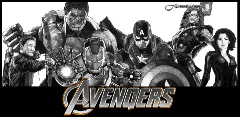 THE AVENGERS (version1)