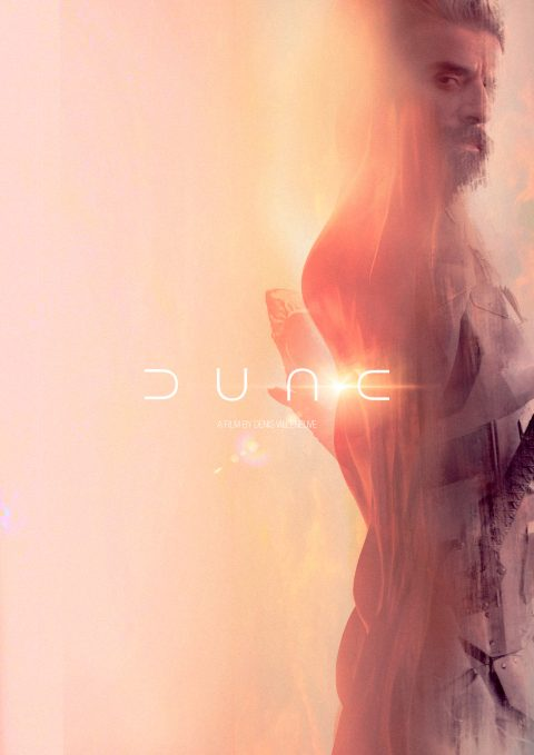 Alternative poster for Dune