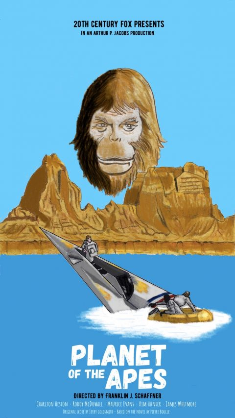 Planet of the Apes- final cut