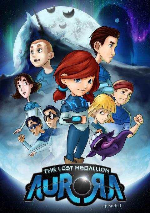 Aurora – The Lost Medallion