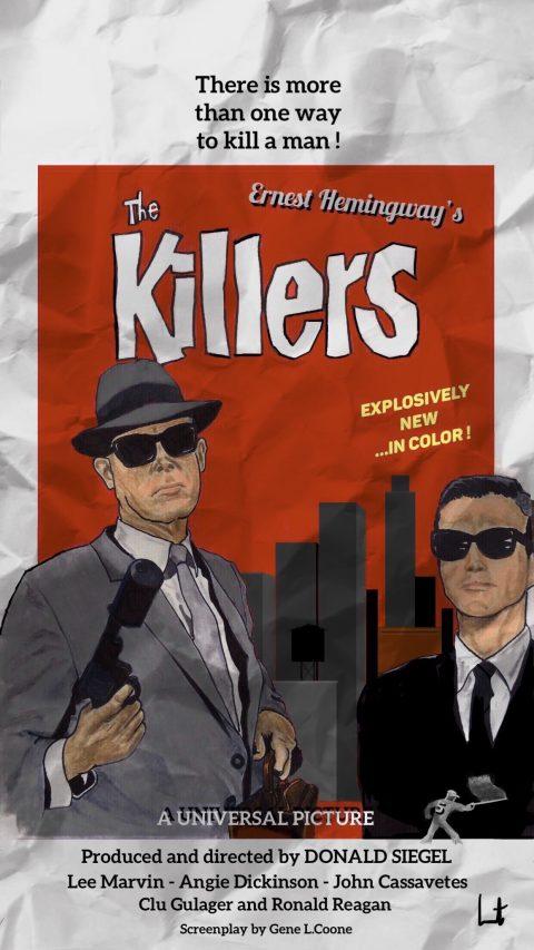 """The Killers"" Don Siegel 1964 – v2"