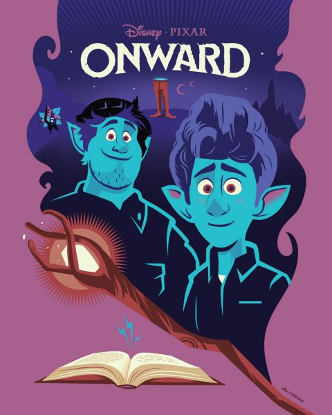 Disney and Pixar's ONWARD