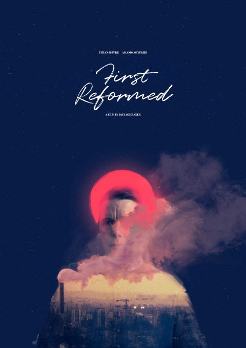 Alternative poster for First Reformed