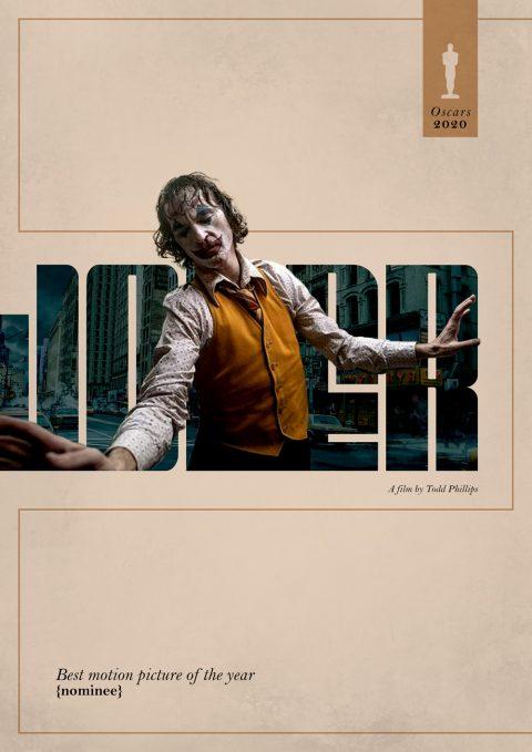 Oscars 2020 Best Picture Nominee – Joker