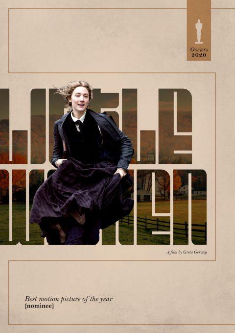 Oscars 2020 Best Picture Nominee – Little Women