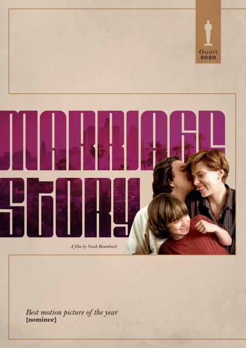 Oscars 2020 Best Picture Nominee – Marriage Story