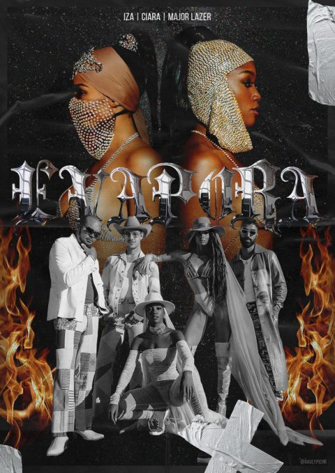 Evapora – Iza, Ciara & Major Lazer