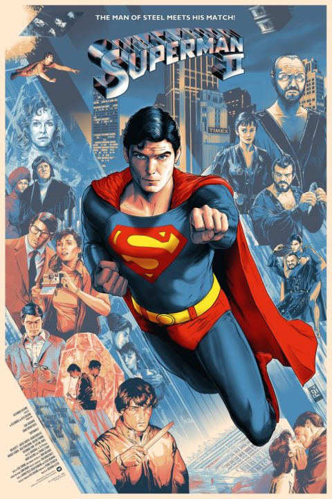 Superman II – Lester and Donner cut