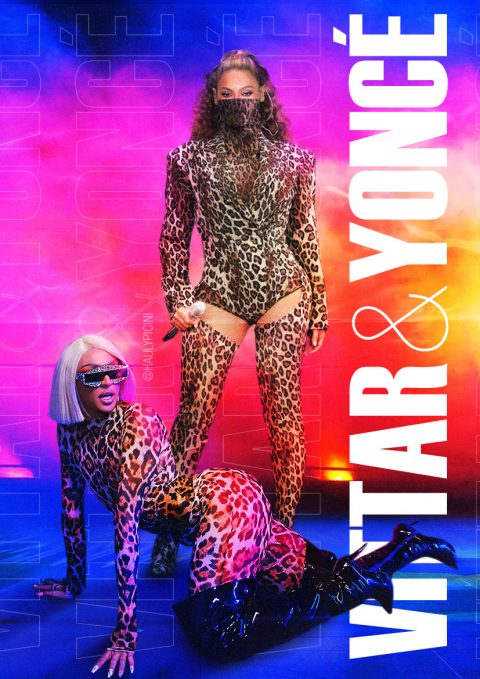 Beyoncé & Pabllo Vittar