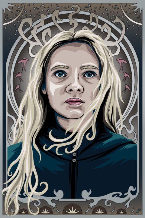 Ciri – The Witcher