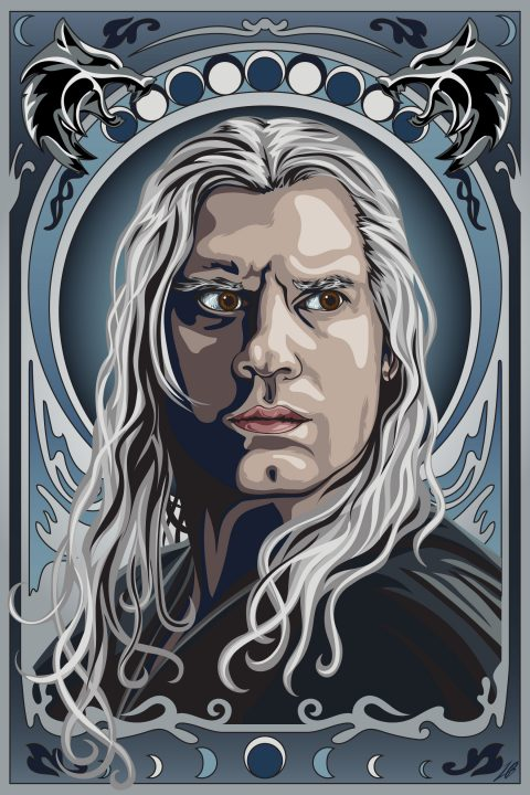 Geralt of Rivia – The Witcher