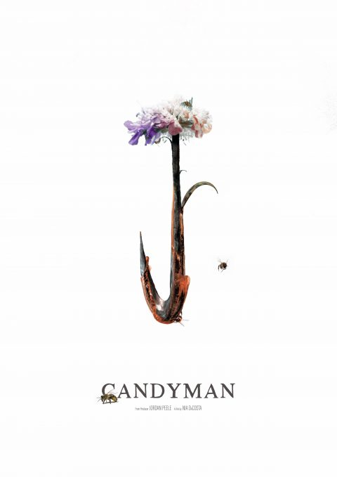Alternative poster for Candyman