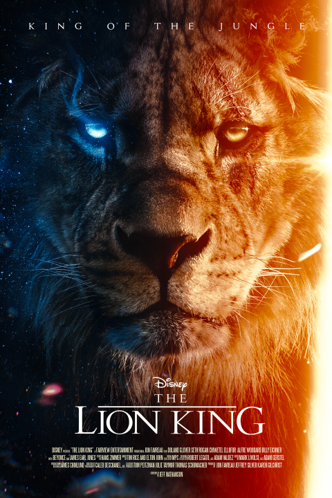 King of the Jungle | Poster by SneakyArts