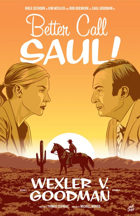 Better Call Saul 506 poster