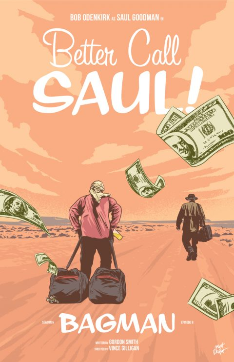 Better Call Saul 508 poster