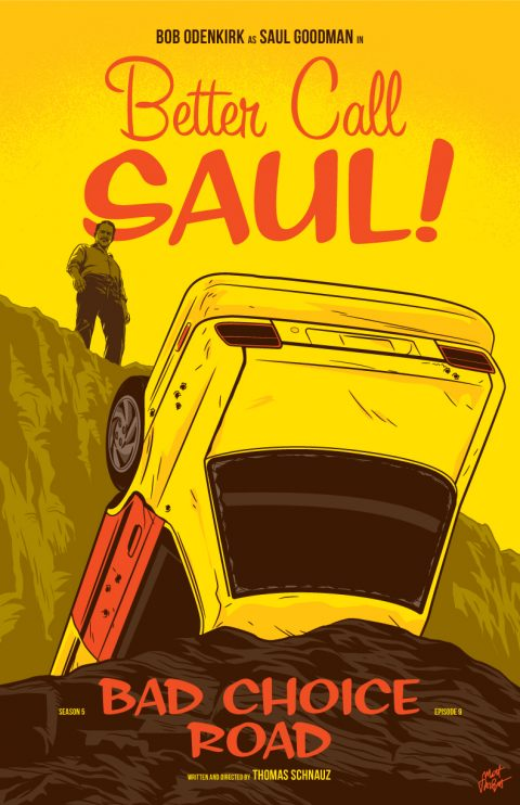 Better Call Saul 509 poster