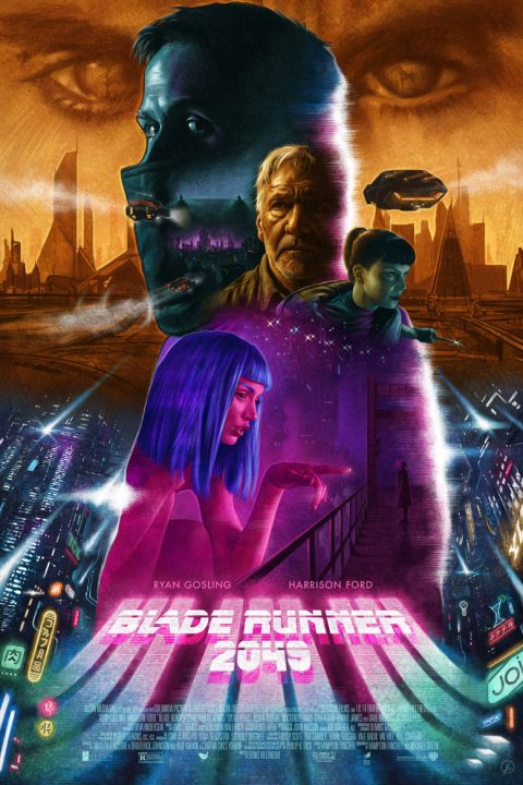 'Blade Runner 2049' Alternative Movie Poster