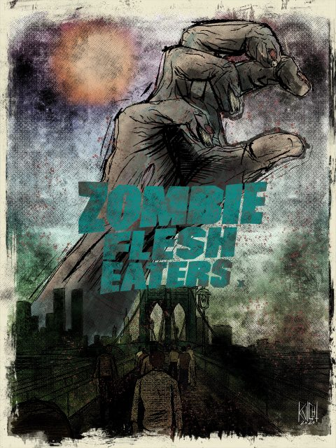 Zombie Flesh Eaters – Claw